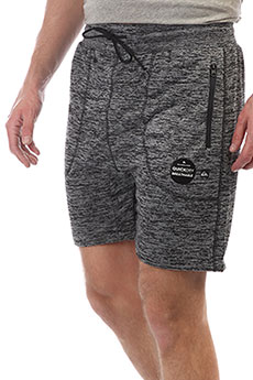 Шорты классические Quiksilver Kurzoshort Dark Grey Heather