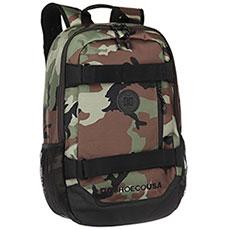 Рюкзак спортивный DC Clocked Camouflage