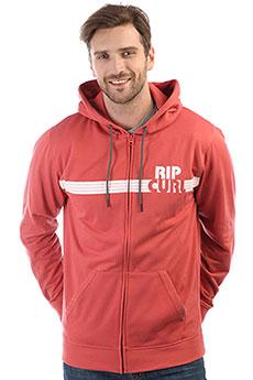 Толстовка классическая Rip Curl Big M Fleece Mineral Red