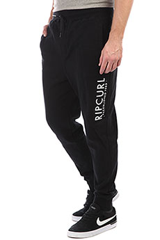 Штаны спортивные Rip Curl After Session Pant Black