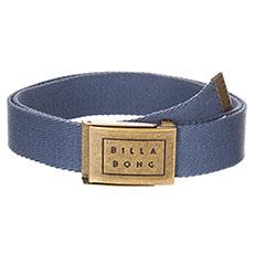 Ремень Billabong Sergeant Belt Deep Blue