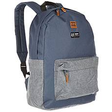 Рюкзак городской Billabong All Day Pack Dark Slate Heather