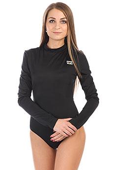 Гидрокостюм (Верх) женский Billabong Reissue Bodysuit Black Pebble