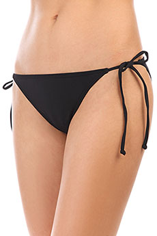 Трусы женские Billabong Sol Searcher Slim Pa Black Pebble