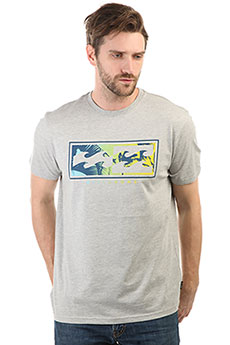 Футболка Billabong Inverse Grey Heather
