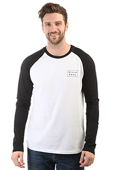 Лонгслив Billabong Die Cut Tee Ls White