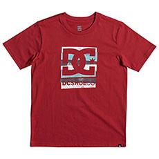 Футболка детская DC Rusted Panel Ss Tango Red