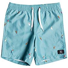 Шорты пляжные детские DC All Season Voll Maui Blue