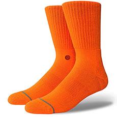 Носки средние Stance Носки Uncommon Solids Icon Orange