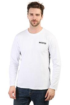 Лонгслив Anteater Longsleeve Logo White