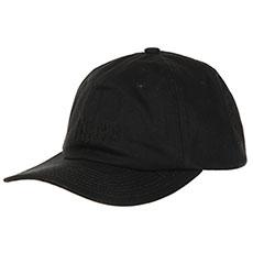 Бейсболка классическая Herschel Mosby Curve Black
