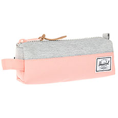 Пенал Herschel Settlement Case Peach/Light Grey Crosshatch