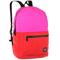 Рюкзак городской Herschel Packable Daypack Neon Pink Reflective/Red Reflective