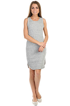 Платье женское Rip Curl Noosa Dress Cement Marle