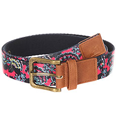 Ремень женский Roxy Webbing Spot Rouge Red Mahna