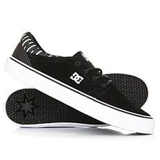 Кеды низкие DC Trase Se Black/White/Black