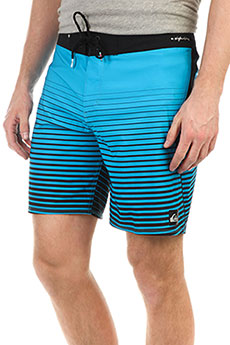 Шорты пляжные Quiksilver Highsoundwav18 Atomic Blue