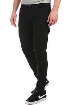 Штаны прямые Skills Fcj Pants Black