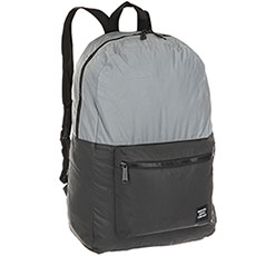 Рюкзак Herschel Packable Daypack Silver Reflective/Black Reflective