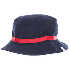 Панама Herschel Lake Red/Navy
