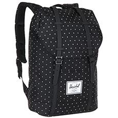 Рюкзак городской Herschel Retreat Black Grdlck