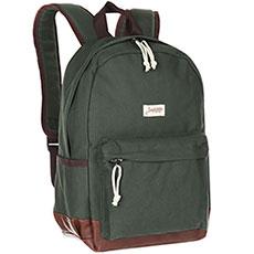 Рюкзак городской Запорожец Small Daypack Green/Brown