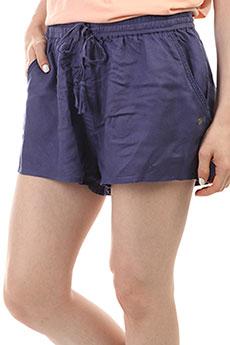 Шорты классические женские Roxy Biminishort Deep Cobalt
