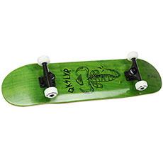 Скейтборд в сборе Quiksilver Scorpio Soft Lime 32.2 x 8.625 (21.5 см)