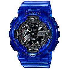 Кварцевые часы женские Casio G-Shock Baby-g ba-110cr-2a Blue