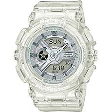 Кварцевые часы женские Casio G-Shock Baby-g ba-110cr-7a White