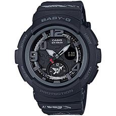 Кварцевые часы женские Casio G-Shock Baby-g bga-190kt-1b Black