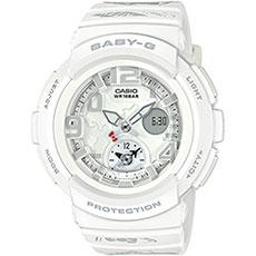 Кварцевые часы женские Casio G-Shock Baby-g bga-190kt-7b White