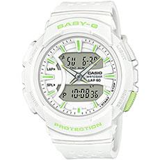 Кварцевые часы женские Casio G-Shock Baby-g bga-240-7a2 White