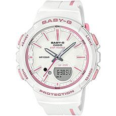 Кварцевые часы женские Casio G-Shock Baby-g bgs-100rt-7a White