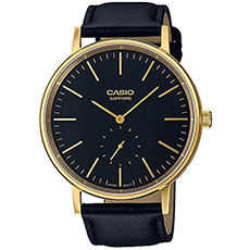 Кварцевые часы Casio Collection ltp-e148gl-1a Black