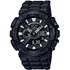Кварцевые часы Casio G-Shock ga-110bt-1a Black