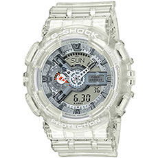 Кварцевые часы Casio G-Shock ga-110cr-7a White