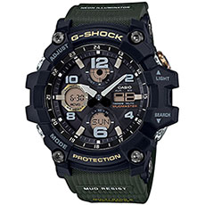 Кварцевые часы Casio G-Shock Premium gwg-100-1a3 Black