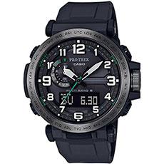 Кварцевые часы Casio Sport prw-6600y-1e Black