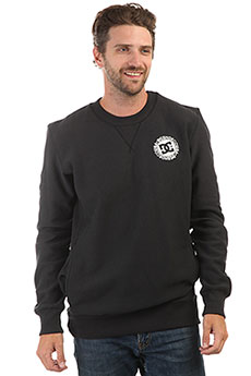 Свитшот DC Core Crew Fleece Black