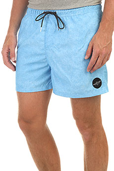 Шорты пляжные Quiksilver Acid Volley Bonnie Blue