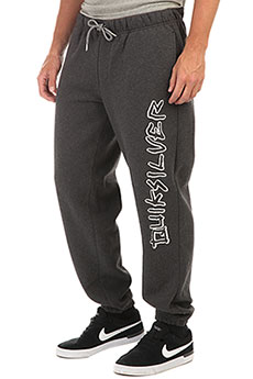 Штаны спортивные Quiksilver New Track Dark Grey Heather