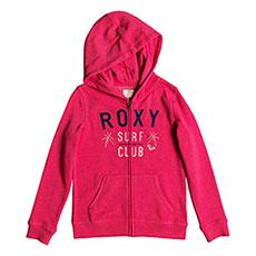 Толстовка классическая детская Roxy Theendlessround Rouge Red