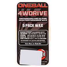 Парафин Oneball 4wdrive - 5 Pack Assorted