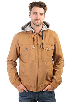 Куртка Billabong Barlow Canvas Tobacco