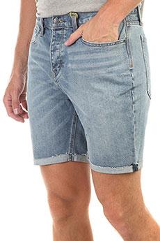 Шорты джинсовые Billabong Fifty Denim Bleach Daze