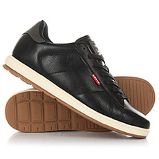 Ботинки низкие Levis Declan Millstone Regular Black