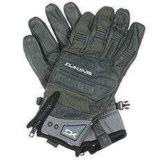 Перчатки сноубордические Dakine Mustang Glove Olive