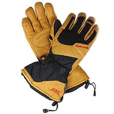 Перчатки сноубордические Dakine Apollo Glove Bk/Tn