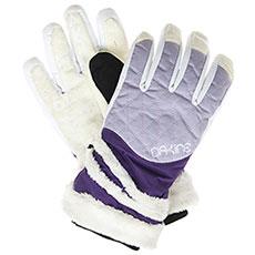 Перчатки сноубордические женские Dakine Savana Glove Lr/Pe